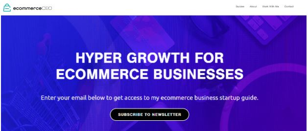 Ecommerce Ceo