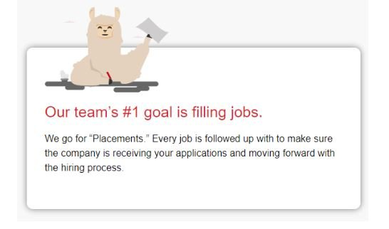 Filling Jobs