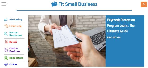 Fit Small Business