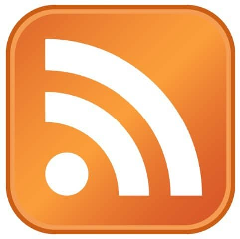 Set up an RSS feed