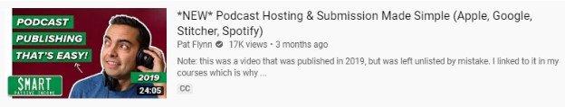 Buzzsprout Video1