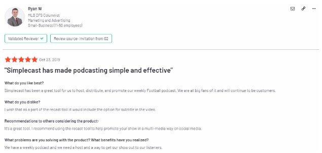 Simplecast Testimonial3