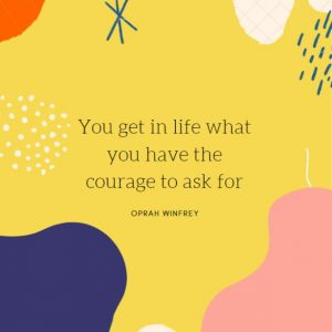 Courage related quote