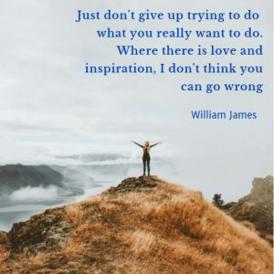 Don't Give Up Motivational Quote