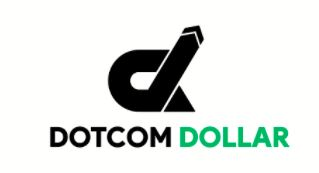 DotCom Dollar Logo