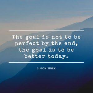 Goals Inspirational Motivational Quote