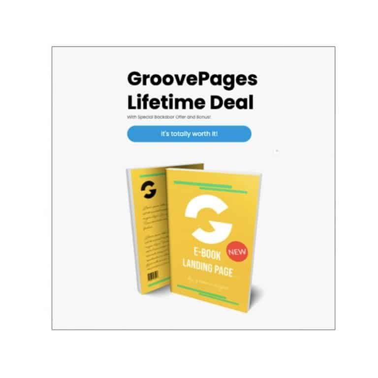 GroovePages Lifetime Deal