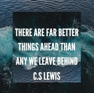 Moving forward life quote