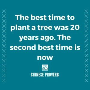 One of the Inspirational Motivational Chinese Proverb