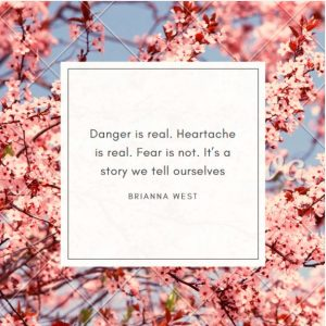 One of the Inspirational Quotes about fear