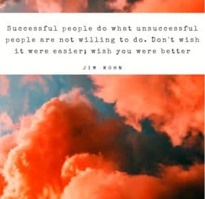 One of the Inspirational Quotes about successful people