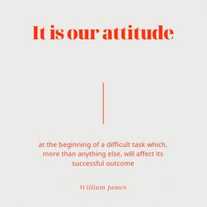 One of the Motivational Quotes about attitude
