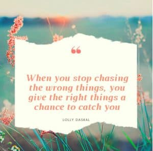 One of the Motivational Quotes about chance