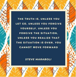 One of the Motivational Quotes about moving forward