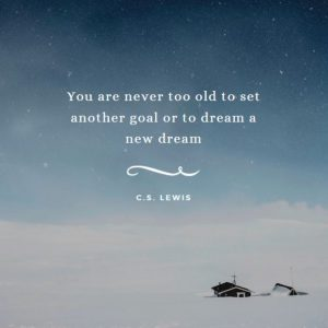 One of the Motivational Quotes about setting goals