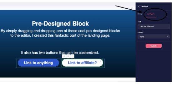 Pre Designed Block