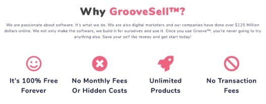 Why GrooveSell