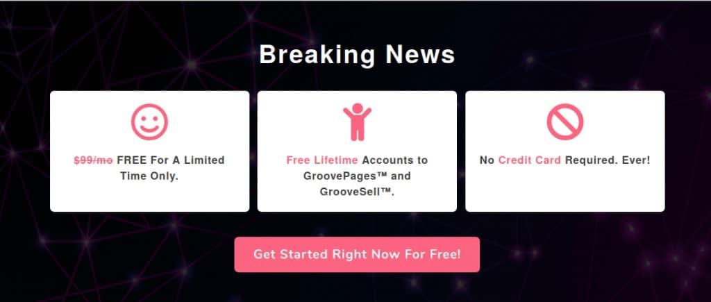 groove funnels breaking news
