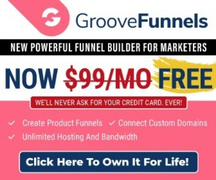 Groove Funnels Banner Free Image