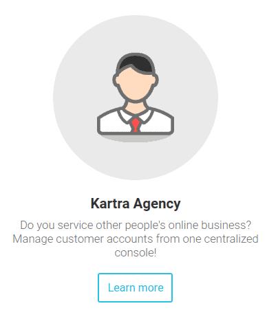 kartra agency