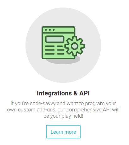 kartra integrations and api