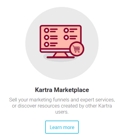 kartra marketplace