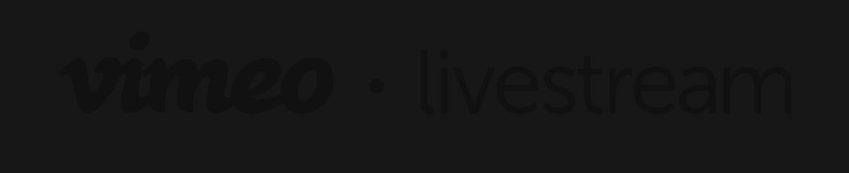 vimeo livestream loogo