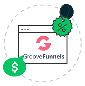 Groovefunnels Pricing White Image