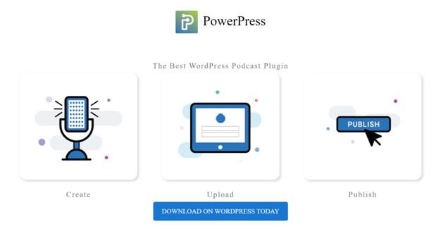 The PowerPress Plugin