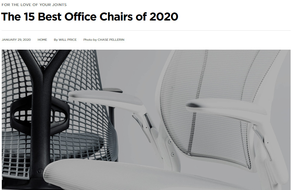 Best Chairs Website Image