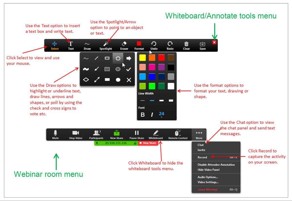 Webinar Whiteboard