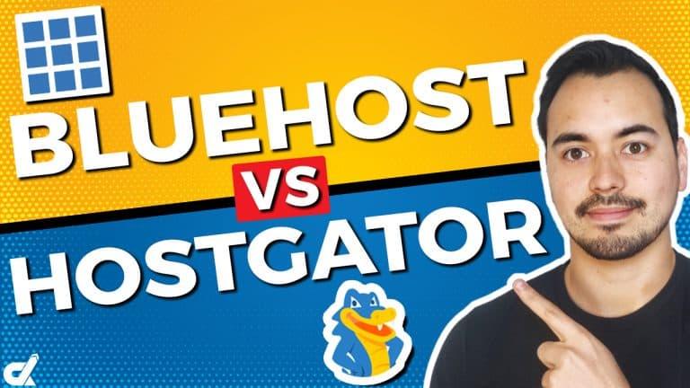 Bluehost vs Hostgator WordPress Hosting What's Better In 2020 [Pros & Cons]