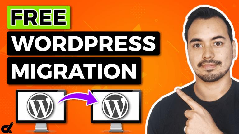 Wordpress Migration Tutorial