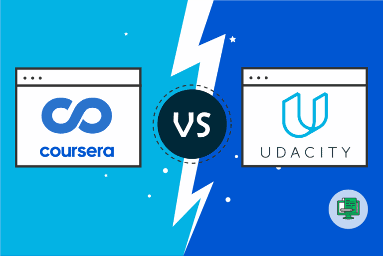 Coursera vs Udacity