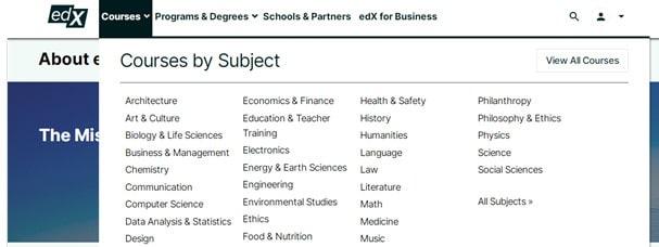 edEx Courses