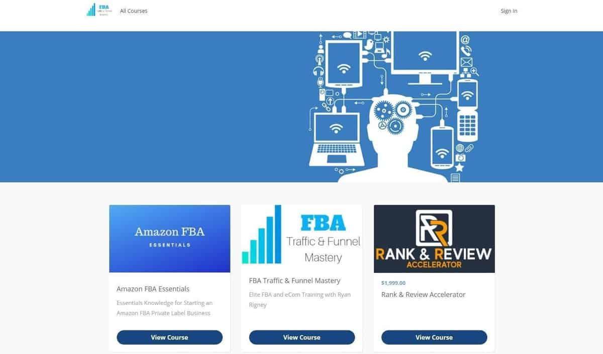 FBA Sales Accelerator