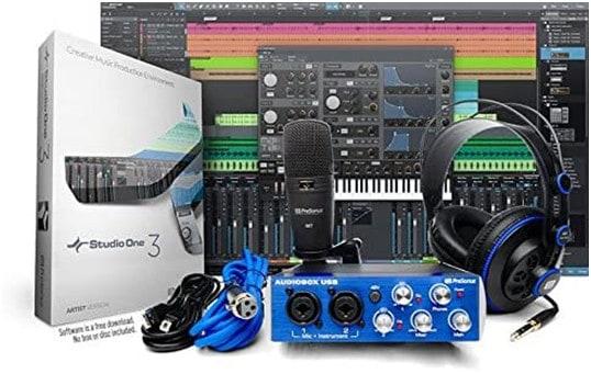 PreSonus AudioBox Studio