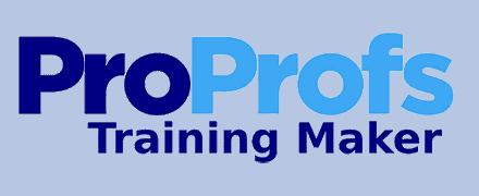 pro profs training maker logo
